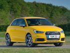 Audi S1 UK [ 17 háttérkép ]