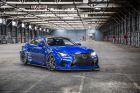 Lexus RC F by Gordon Ting [ 14 háttérkép ]