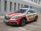 Opel Insignia Country Tourer Feuerwehr [ 3 háttérkép ]