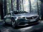 Peugeot Exalt Paris Concept [ 7 háttérkép ]